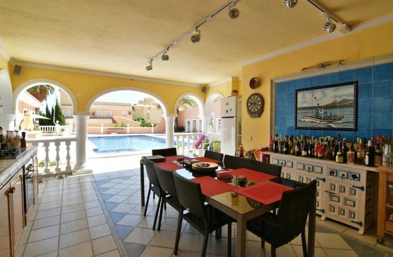 Villa  in Calpe, Costa Blanca North (cbd1107) - 21