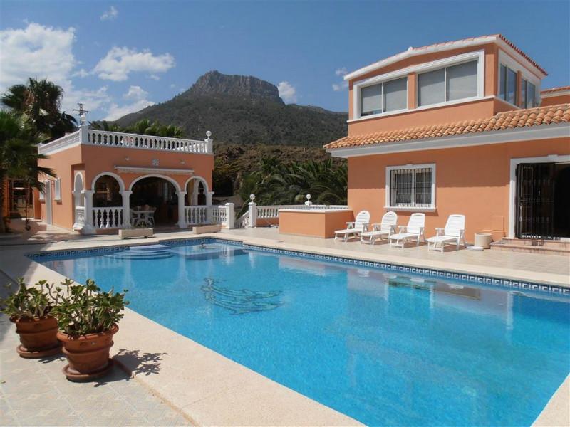 Villa  in Calpe, Costa Blanca North (cbd1107) - 20
