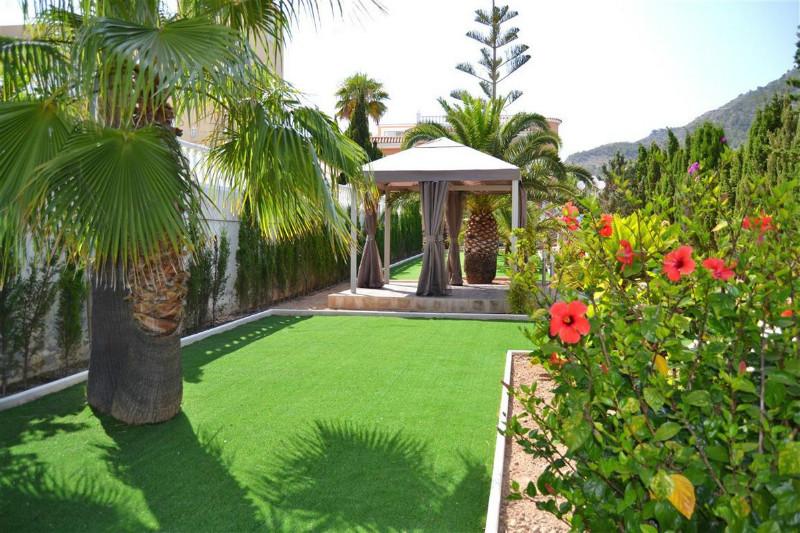 Villa  in Calpe, Costa Blanca North (cbd1107) - 26