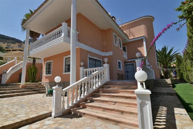 Villa  in Calpe, Costa Blanca North (cbd1107) - 31