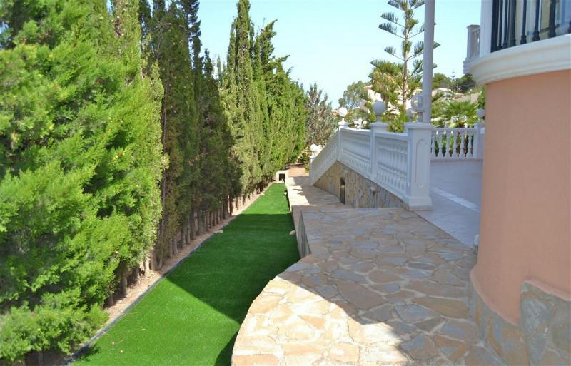 Villa  in Calpe, Costa Blanca North (cbd1107) - 28