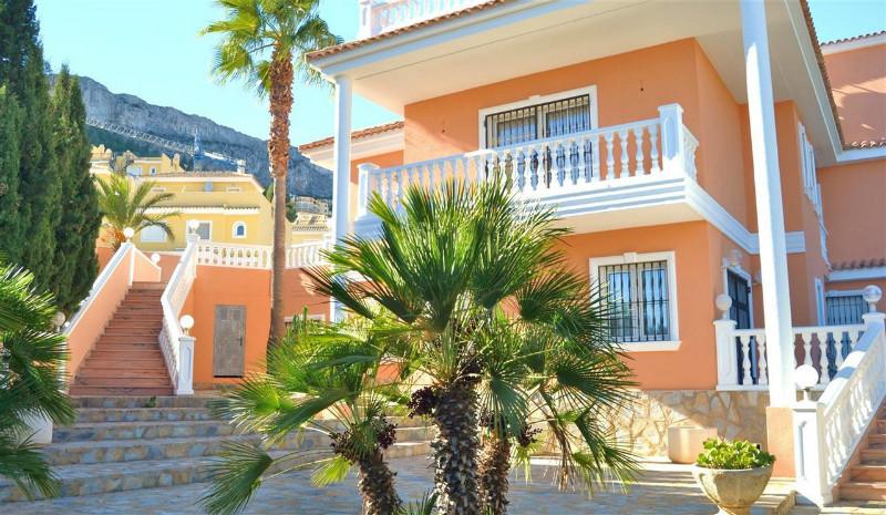 Villa  in Calpe, Costa Blanca North (cbd1107) - 32