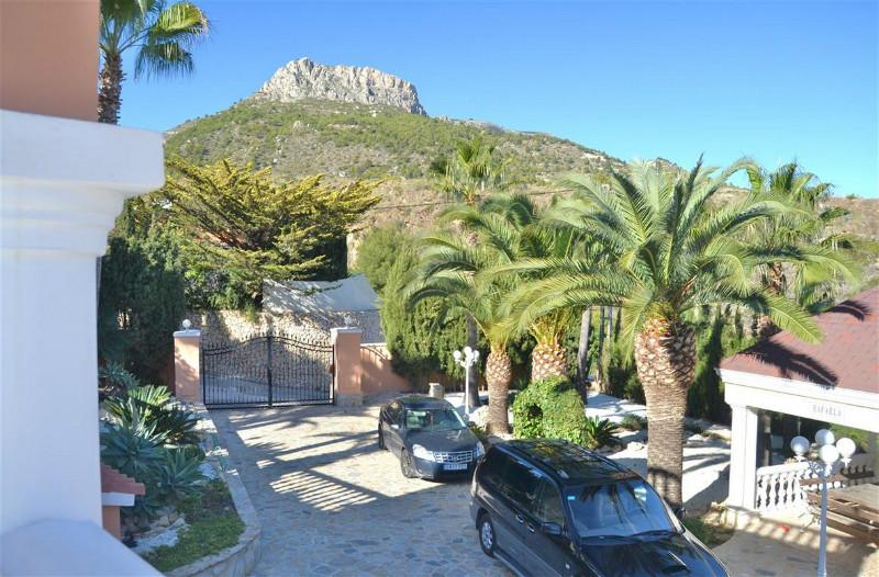 Villa  in Calpe, Costa Blanca North (cbd1107) - 37