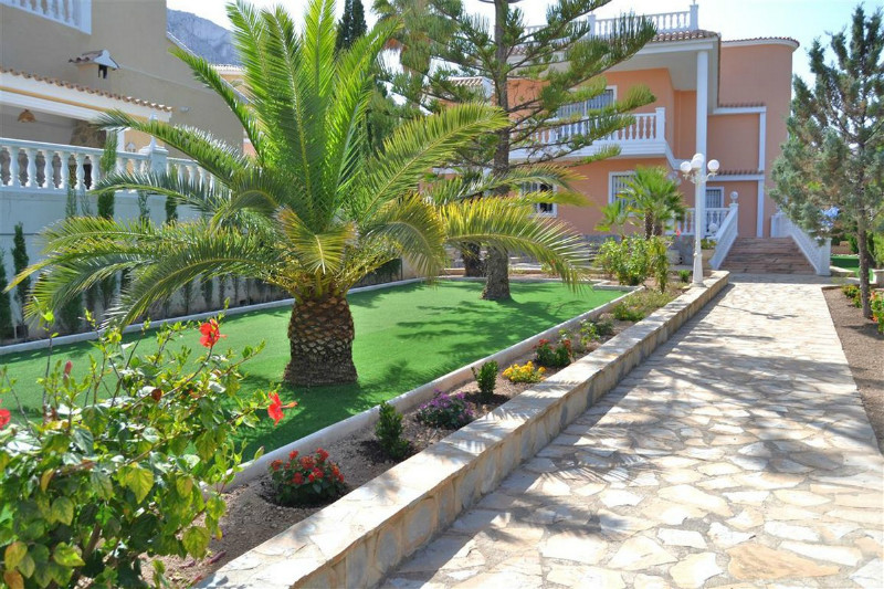 Villa  in Calpe, Costa Blanca North (cbd1107) - 35
