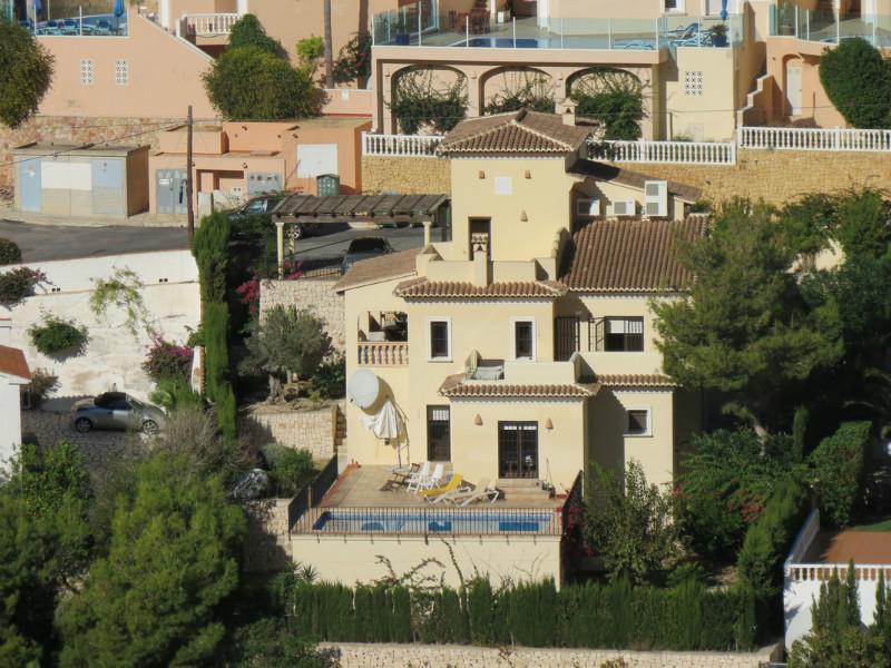 Villa  in Benitachell, Costa Blanca (cbd1109) - 2