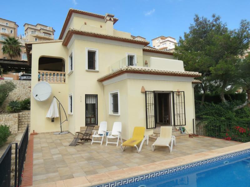 Villa  in Benitachell, Costa Blanca (cbd1109) - 1