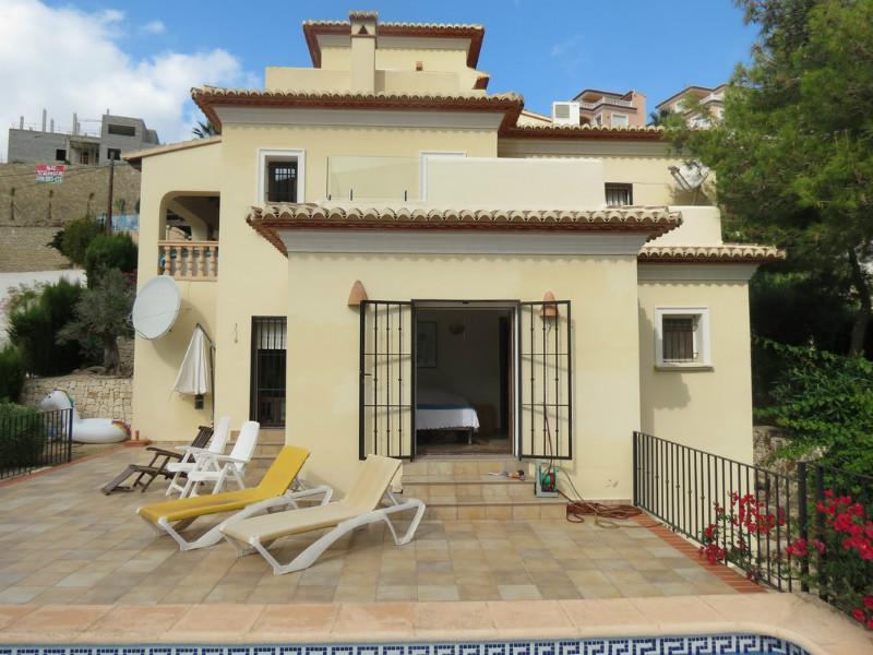 Villa  in Benitachell, Costa Blanca (cbd1109) - 32