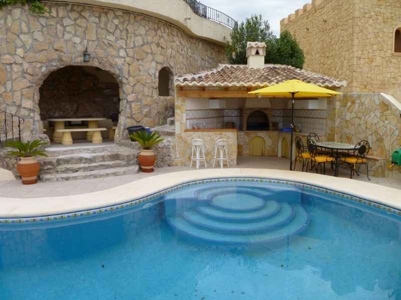 Villa  in Calpe, Costa Blanca North (cbd1124) - 3