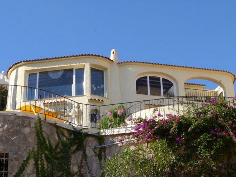 Villa  in Calpe, Costa Blanca North (cbd1124) - 5