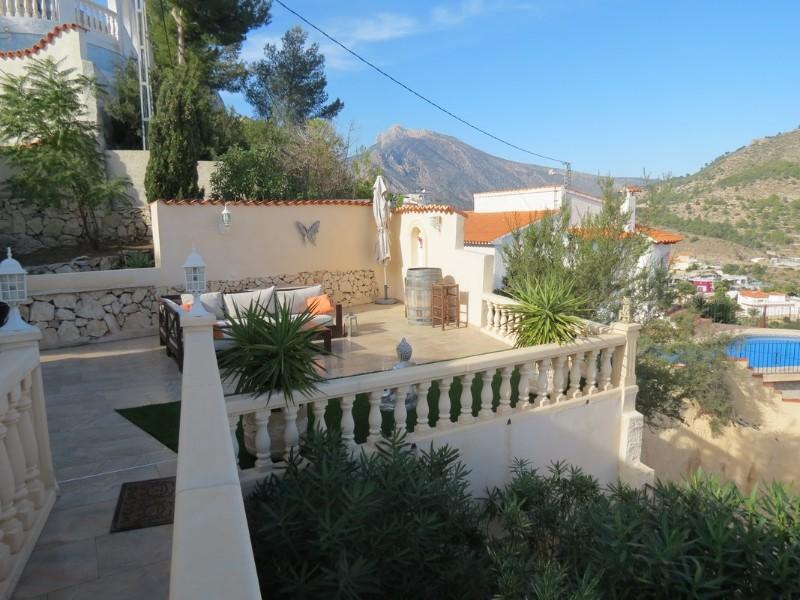 Villa  in Calpe, Costa Blanca North (cbd1124) - 33