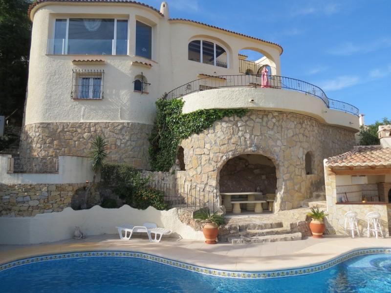 Villa  in Calpe, Costa Blanca North (cbd1124) - 35