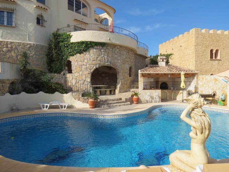 Villa  in Calpe, Costa Blanca North (cbd1124) - 36