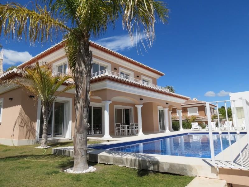 Villa  in Moraira, Costa Blanca (cbd1170) - 1
