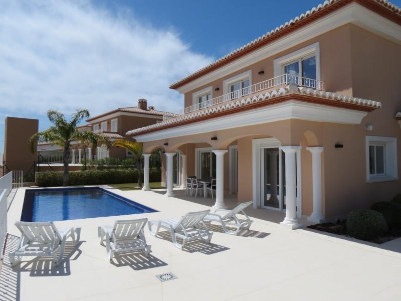 Villa  in Moraira, Costa Blanca (cbd1170) - 3