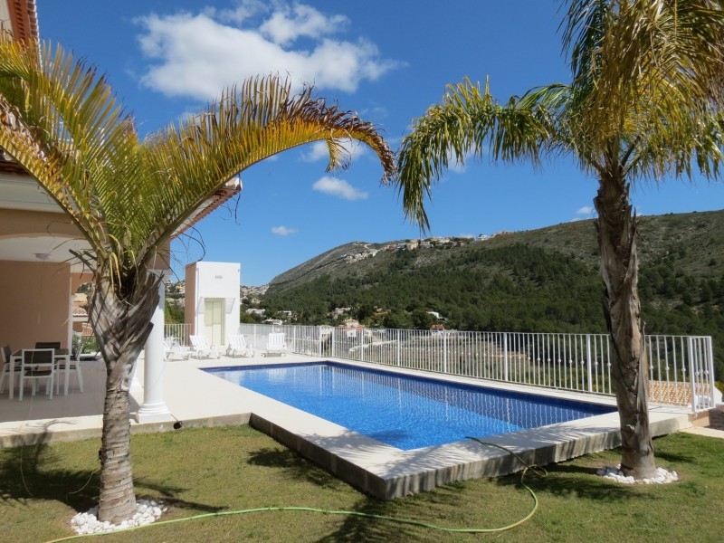 Villa  in Moraira, Costa Blanca (cbd1170) - 2