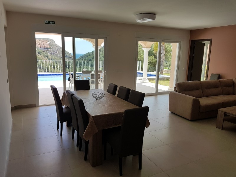 Villa  in Moraira, Costa Blanca (cbd1170) - 6