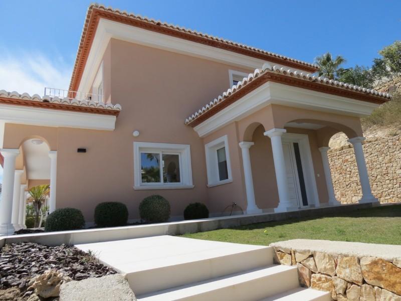 Villa  in Moraira, Costa Blanca (cbd1170) - 37