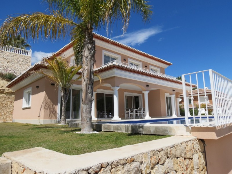 Villa  in Moraira, Costa Blanca (cbd1170) - 35