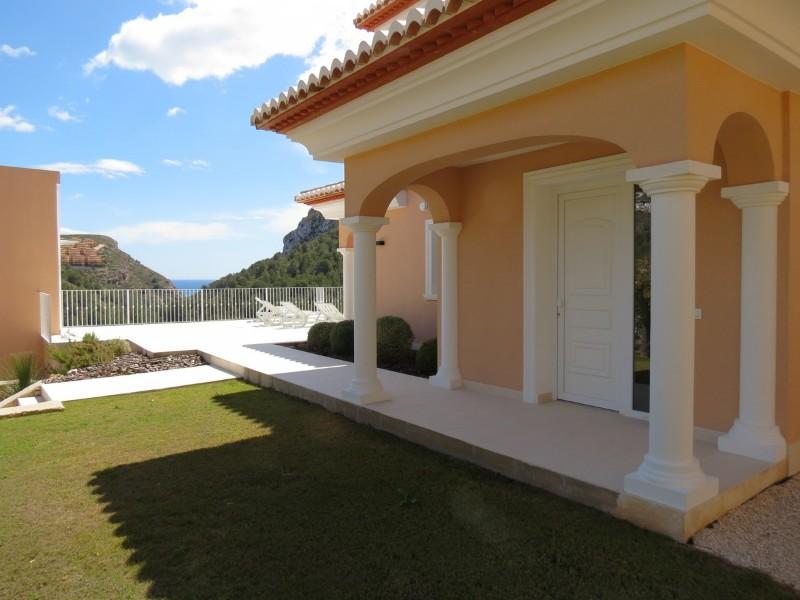 Villa  in Moraira, Costa Blanca (cbd1170) - 39