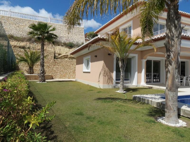 Villa  in Moraira, Costa Blanca (cbd1171) - 33