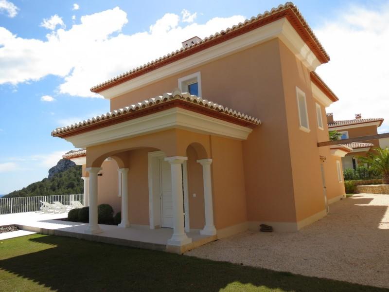 Villa  in Moraira, Costa Blanca (cbd1171) - 36
