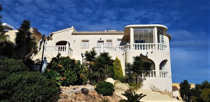 Villa  in Cumbre Del Sol, Costa Blanca (cbd1194) - 1