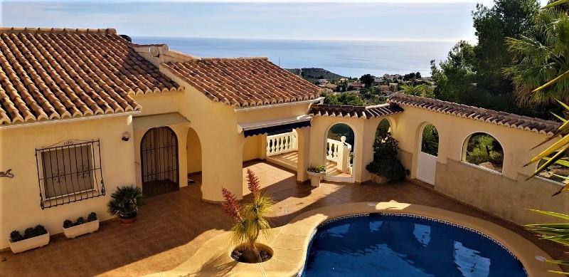 Villa  in Cumbre Del Sol, Costa Blanca (cbd1194) - 6