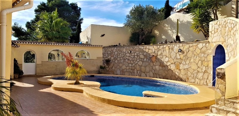 Villa  in Cumbre Del Sol, Costa Blanca (cbd1194) - 20