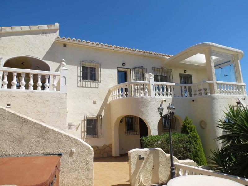 Villa  in Cumbre Del Sol, Costa Blanca (cbd1194) - 28