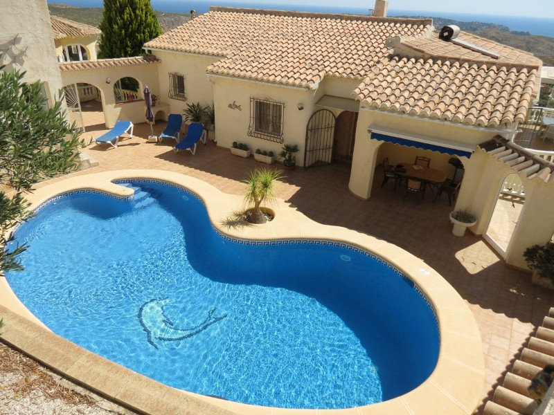 Villa  in Cumbre Del Sol, Costa Blanca (cbd1194) - 32
