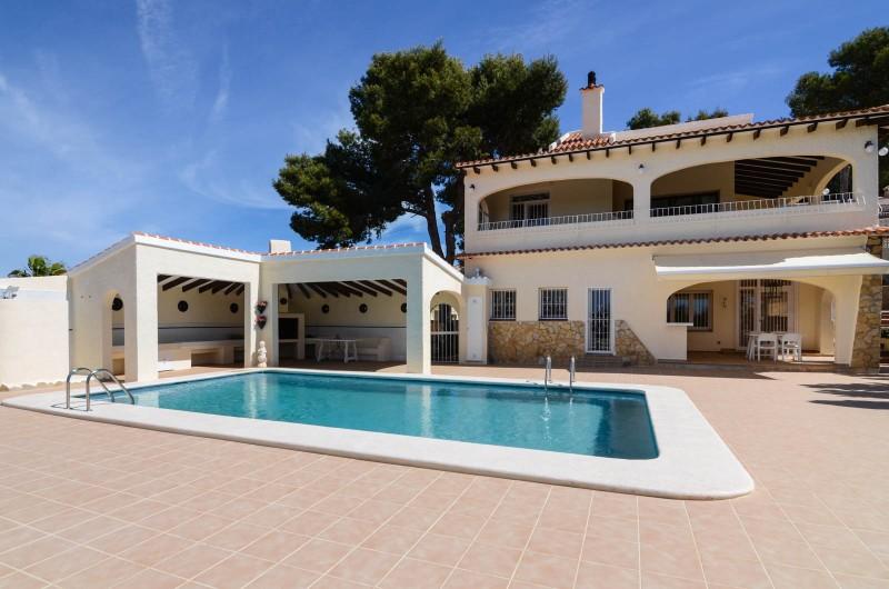 Villa  in Moraira, Costa Blanca (cbde1188x) - 2