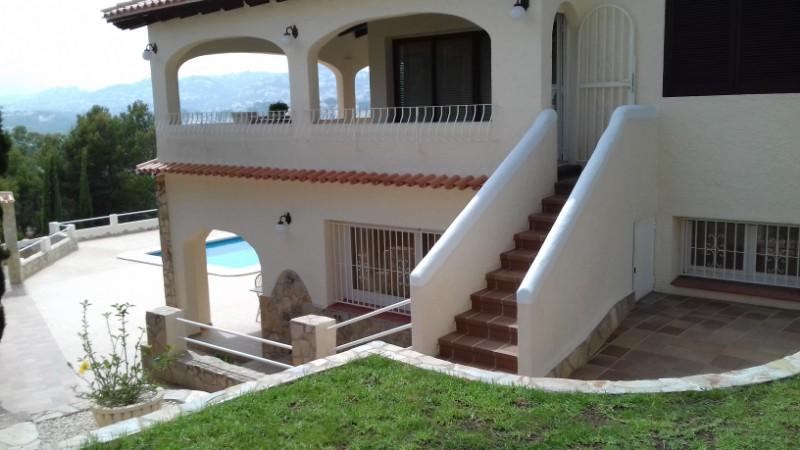 Villa  in Moraira, Costa Blanca (cbde1188x) - 16