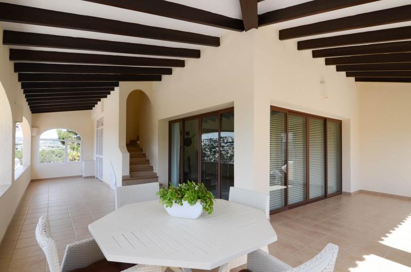 Villa  in Moraira, Costa Blanca (cbde1188x) - 18