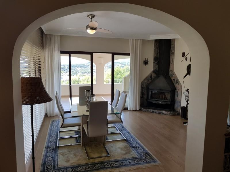 Villa  in Moraira, Costa Blanca (cbde1188x) - 26