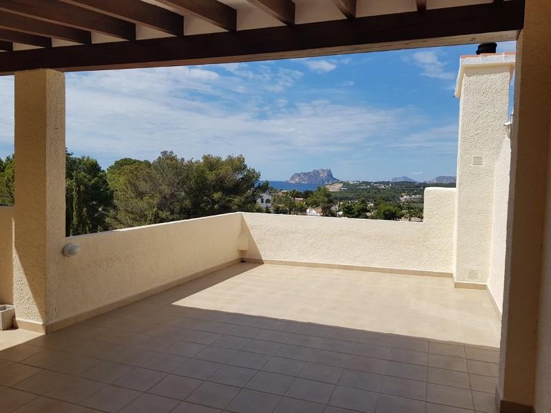 Villa  in Moraira, Costa Blanca (cbde1188x) - 34