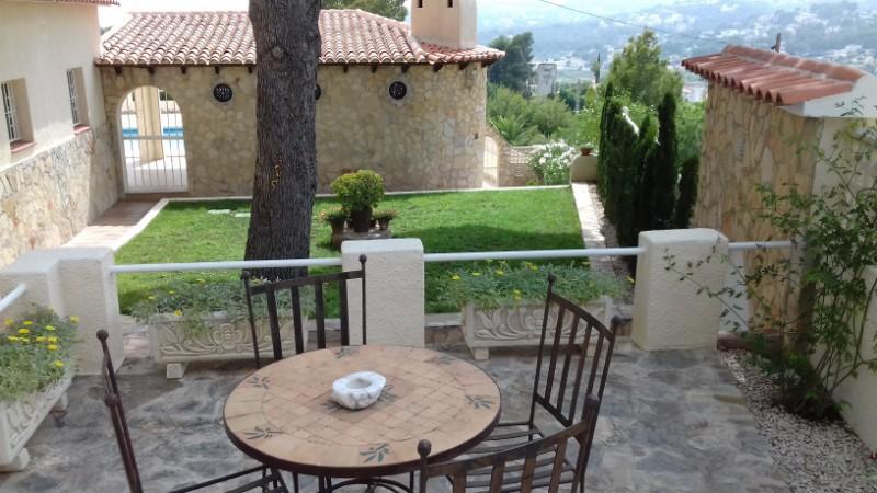 Villa  in Moraira, Costa Blanca (cbde1188x) - 38