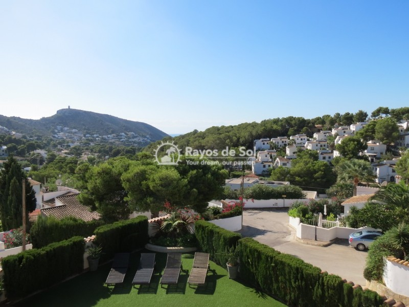 Villa  in Moraira, Costa Blanca (cbd1215x) - 4