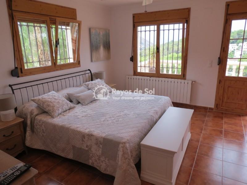 Villa  in Moraira, Costa Blanca (cbd1215x) - 22