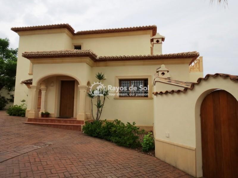 Villa  in Moraira, Costa Blanca (cbd1215x) - 32