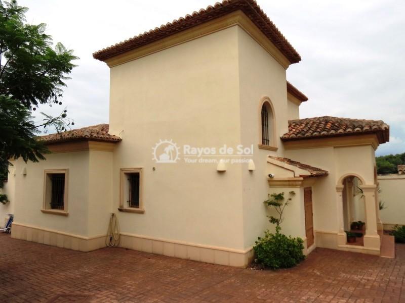 Villa  in Moraira, Costa Blanca (cbd1215x) - 31
