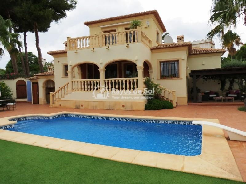 Villa  in Moraira, Costa Blanca (cbd1215x) - 35