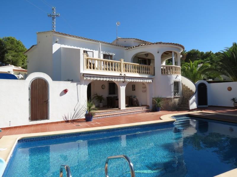 Villa  in Moraira, Costa Blanca (cbd1228) - 1