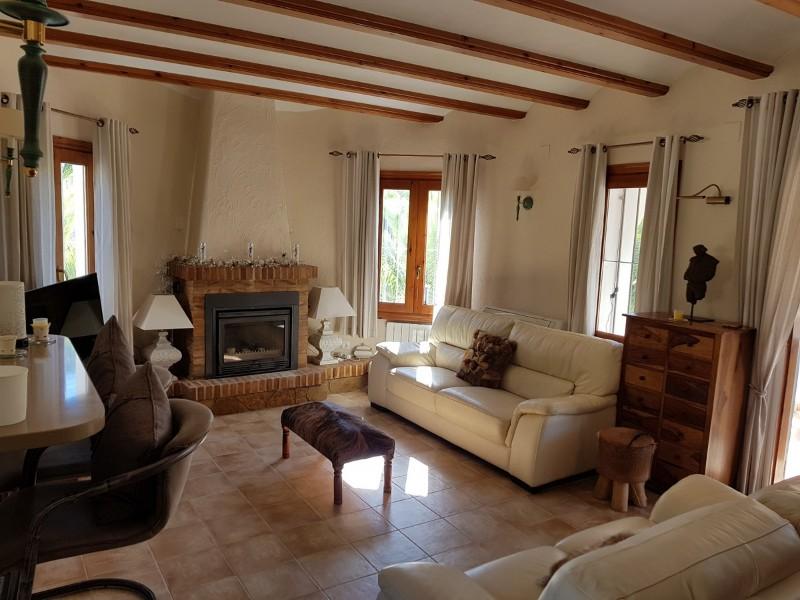 Villa  in Moraira, Costa Blanca (cbd1228) - 5