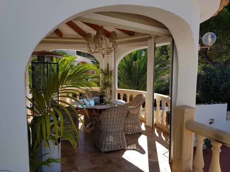 Villa  in Moraira, Costa Blanca (cbd1228) - 8