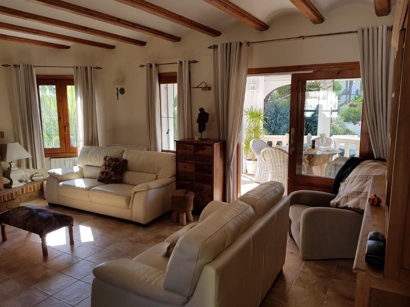 Villa  in Moraira, Costa Blanca (cbd1228) - 6