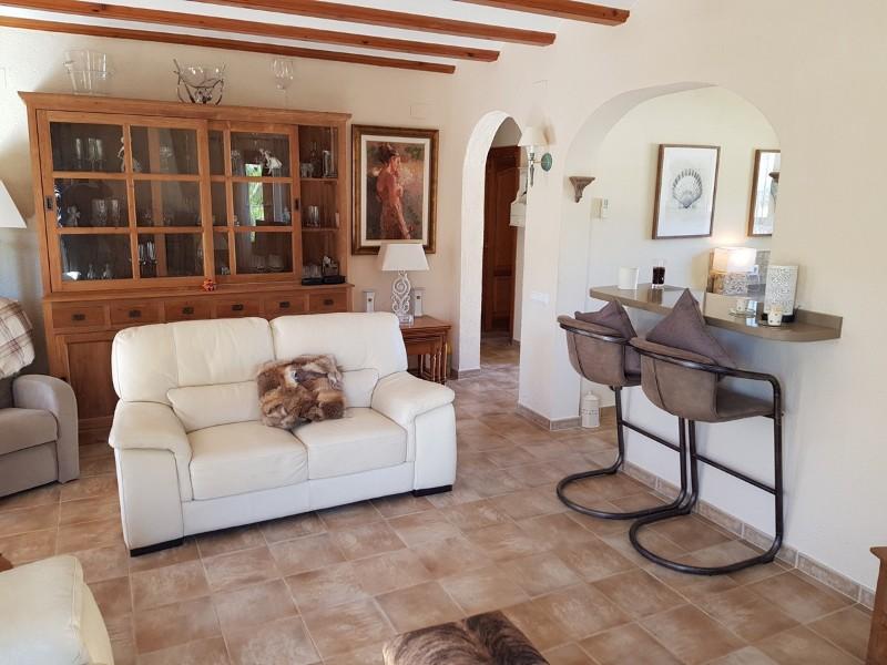 Villa  in Moraira, Costa Blanca (cbd1228) - 9
