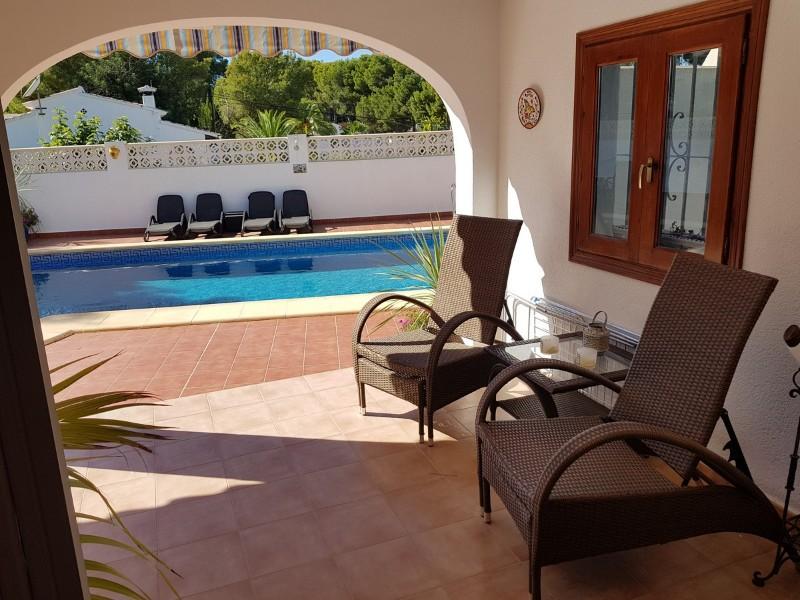 Villa  in Moraira, Costa Blanca (cbd1228) - 25