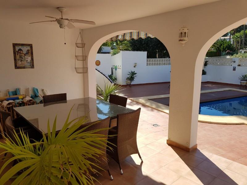 Villa  in Moraira, Costa Blanca (cbd1228) - 26