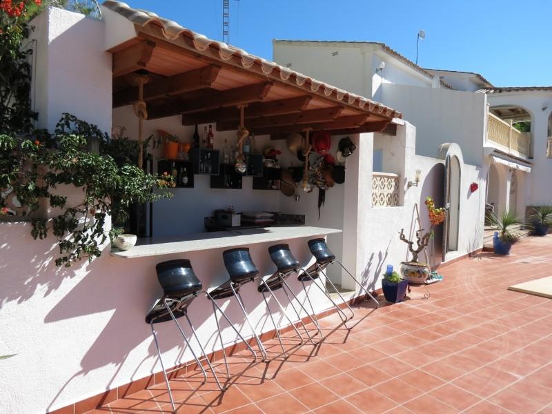 Villa  in Moraira, Costa Blanca (cbd1228) - 40