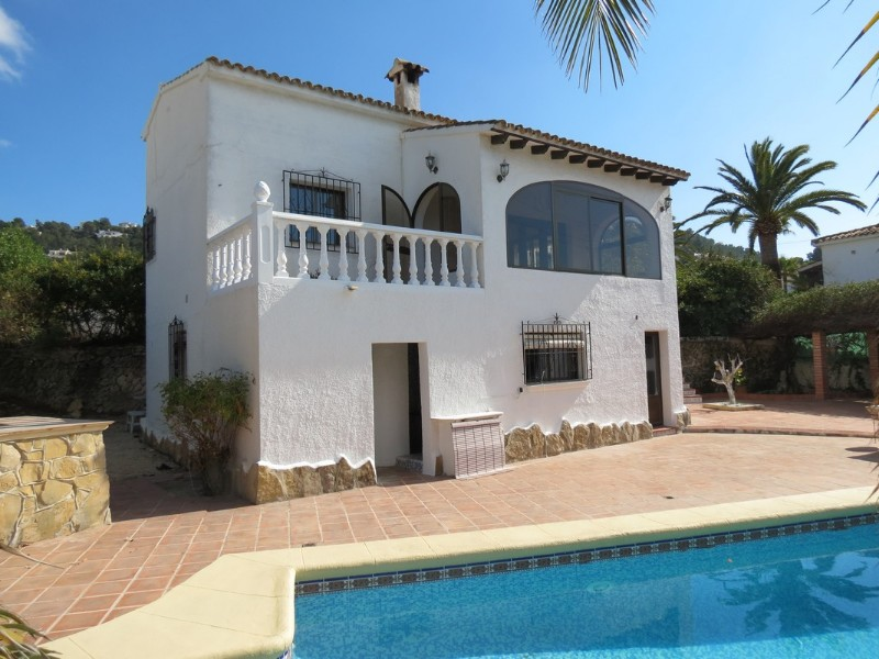 Villa  in Moraira, Costa Blanca (cbde1265) - 2
